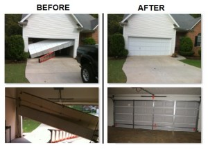 Oxnard door repair